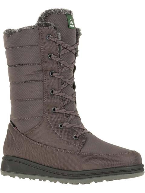 Kamik Bailee Winter Boots Women charcoal-charbon